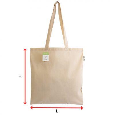 shopper personalizzata digitalshirt cotone organico